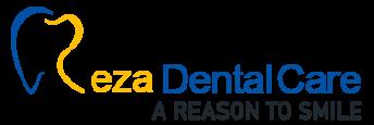 Reza Dental Care Logo