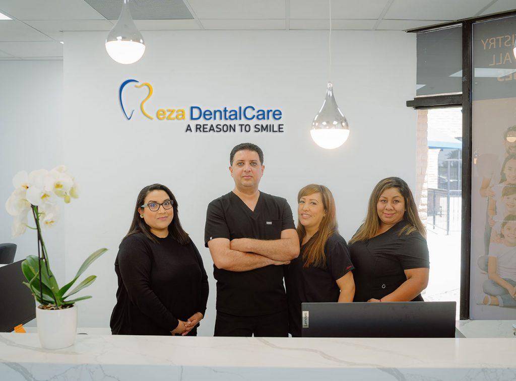 Reza Dental Care Front Office